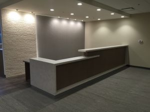 Reception Counter Top Supplier