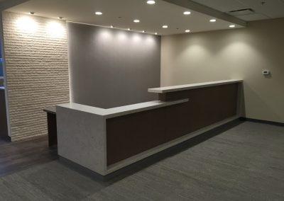 Reception Counter Top Supplier