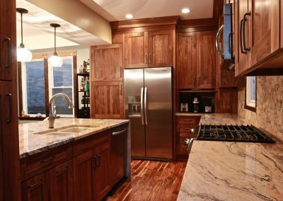 Calgary Residential Kitchen Marble Supplier